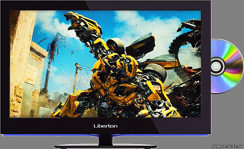 Liberton LED-DVD-2289 ABUV